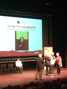 Jeanette Galbraith