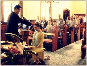Thaiis' Baptism