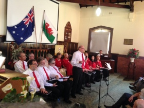 The Wollongong Welsh Choir 1