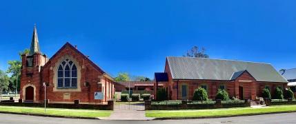 2021 Church and Hall Photo